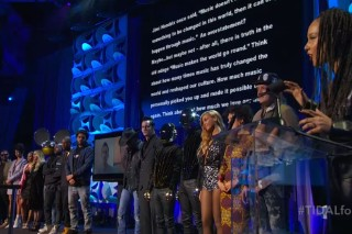 Tidal Owners Including Jay Z,