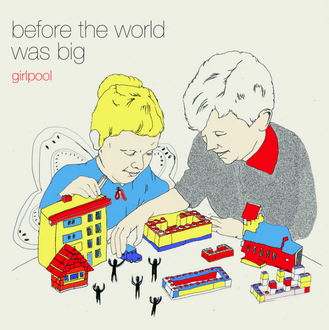 "Girlpool - ""Ideal World"" + Before The World Was Big Details"