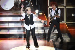 Van Halen To Play <em>Jimmy Kimmel</em> In First U.S. TV Performance With David Lee Roth