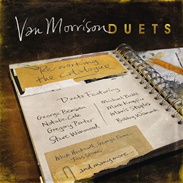 "Van Morrison - ""Irish Heartbeat"" (Feat. Mark Knopfler)"