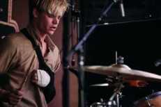Viet Cong Drummer Mike Wallace Shares Photo Essay About Playing SXSW With A Broken Hand