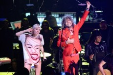 Wayne Coyne Gives An Update On His Album With Miley Cyrus And How A Joint Tour Would Work