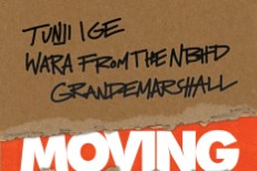 Tunji Ige Wara From The NBHD GrandeMarshall Moving
