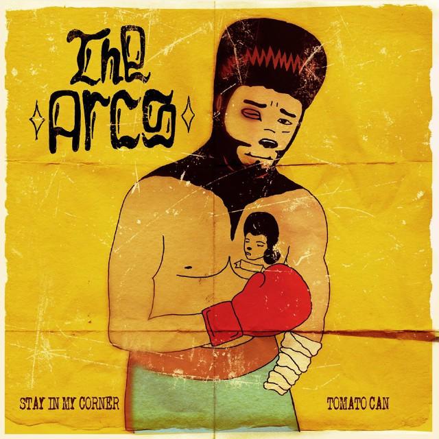 Dan Auerbach The Arcs Boxing 7-Inch