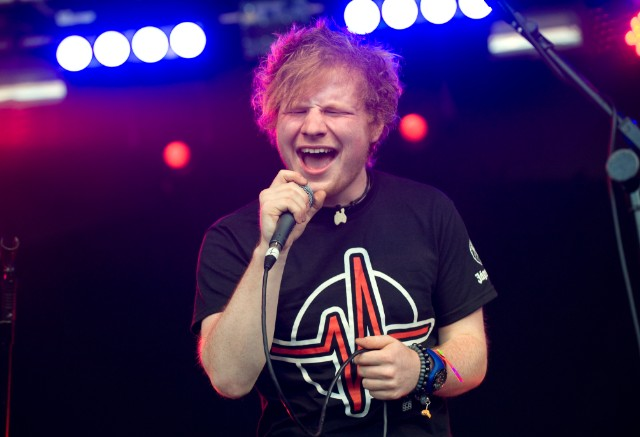 Spotify Says Ed Sheeran Puts More People To Sleep Than Any Other Artist