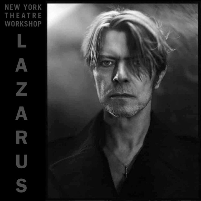David Bowie Lazarus The Man Who Fell To Earth