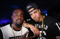 The Week In Pop: What Wale Can Learn From J. Cole