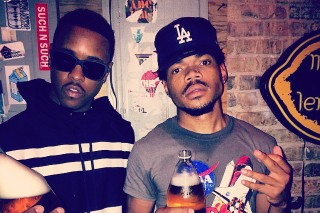 "Jeremih – ""Planes (Remix Feat. Chance The Rapper)"""