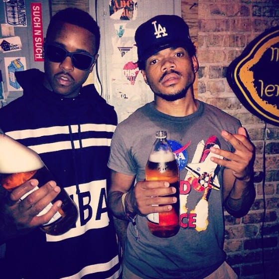 Jeremih & Chance The Rapper