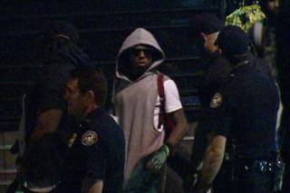Lil Wayne's Tour Bus Shot At In Atlanta