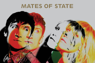 """Mates Of State – """"Staring Contest"""""""