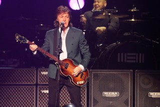"Watch Paul McCartney Play The Beatles' ""Another Girl"" Live For The First Time"
