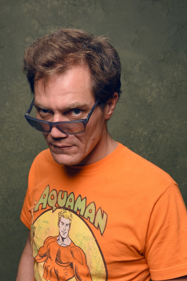 Michael Shannon The Queen Is Dead