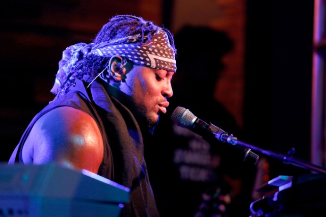 D'Angelo Tour Dates Black Messiah