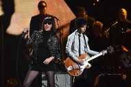 Watch Beck & Karen O Cover Lou Reed At The Rock & Roll Hall Of Fame Inductions