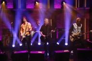 Watch Buzzcocks Prove Their Pop-Punk Pedigree On <em>Seth Meyers</em>