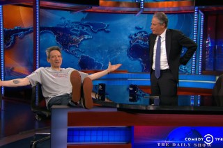 Watch Ad-Rock&#8217;s Great <em>Daily Show</em> Appearance