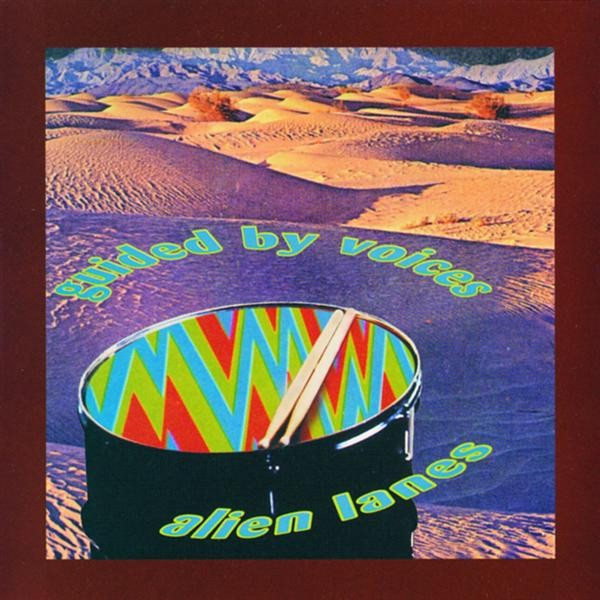 Image result for Alien Lanes - Guided by Voices