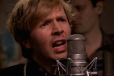 Watch Beck Play A Very Strange <em>Late Late Show</em>