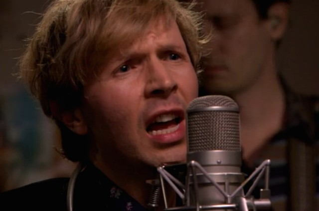 Beck on James Corden