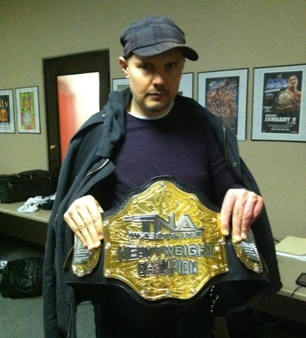 Billy Corgan TNA