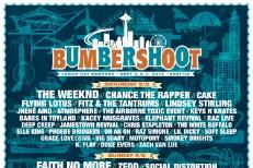 Bumbershoot poster