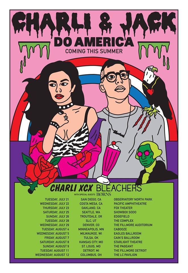 Bleachers Tour Dates