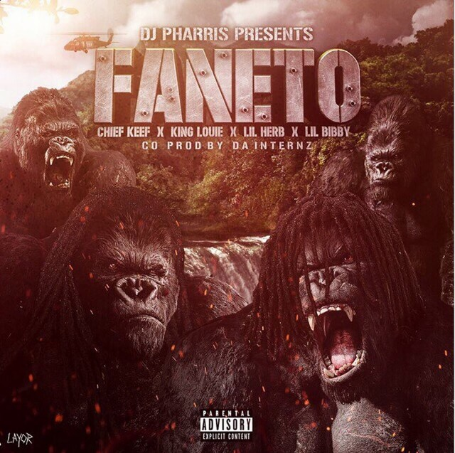 Chief Keef - Faneto remix