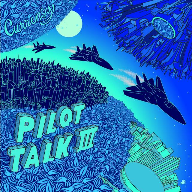 Currensy - Pilot Talk III