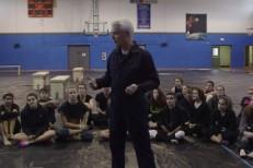 Watch David Byrne &#038; Some Color Guard Dancers Preview Their Upcoming <em>Contemporary Color</em> Event