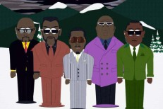 Diddy Is Producing An Inner-City <em>South Park</em> For FX