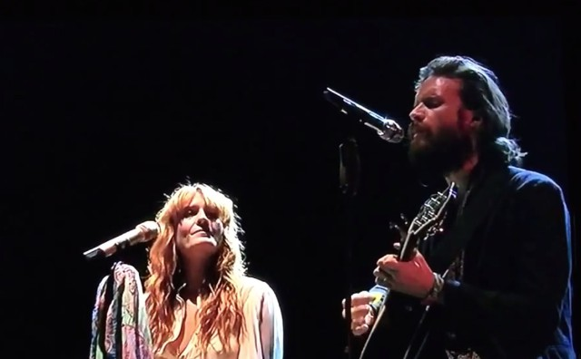 Florence And The Machine and Father John Misty