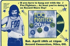 Foo Fighters Announce Tiny Record Store Day Show Near Ohio's Dave Grohl Alley