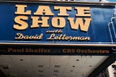 Future Islands on Letterman