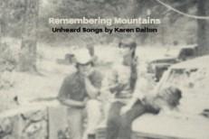 Karen Dalton - Remembering Mountains