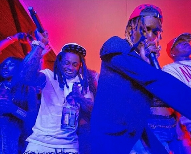 Lil Wayne and Young Thug