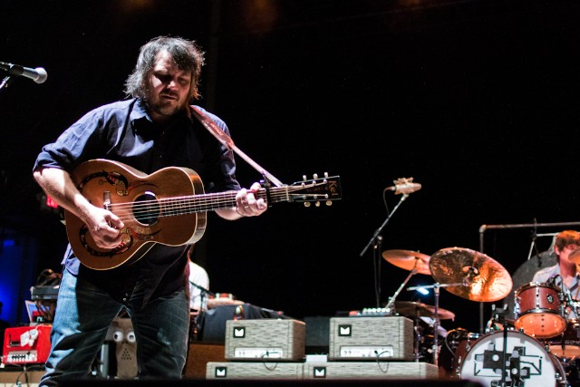 Wilco at the LC Pavilion, September 3, 2014