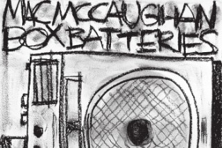 "Mac McCaughan – ""Box Batteries"""