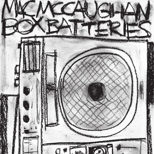 Mac McCaughan - Box Batteries