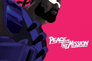 "Major Lazer – ""Powerful"" (Feat. Ellie Goulding & Tarrus Riley)"