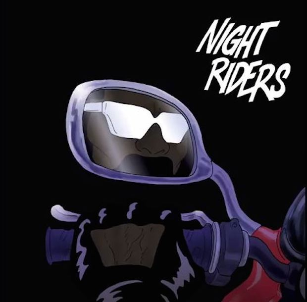 Major Lazer - Night Riders