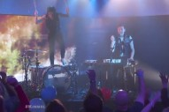 Watch Matt And Kim&#8217;s Joyous Balloon Party On <em>Kimmel</em>