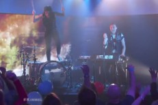 Matt And Kim on Kimmel