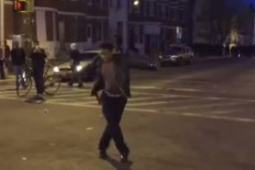 This Baltimore Protester's Michael Jackson Dance Is Your Moment Of Zen For The Morning
