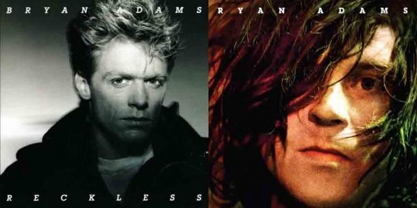 Ryan Adams and Bryan Adams