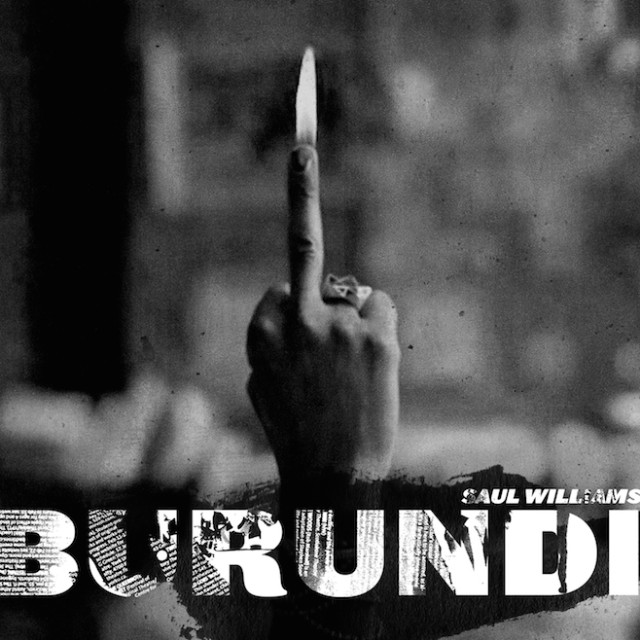 Saul Williams - Burundi