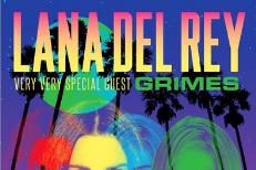 Lana Del Rey & Grimes tour dates
