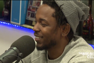 Kendrick Lamar Announces Engagement, Reveals Origin Of Tupac Interview On <em>The Breakfast Club</em>