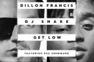"DJ Snake & Dillon Francis – ""Get Low (Remix)"" (Feat. Rae Sremmurd)"