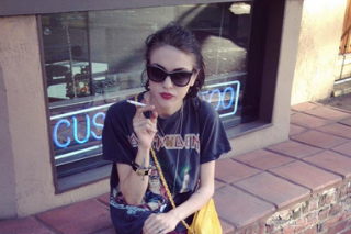 "Frances Bean Cobain Gives Rare Interview: ""I Don't Really Like Nirvana That Much"""